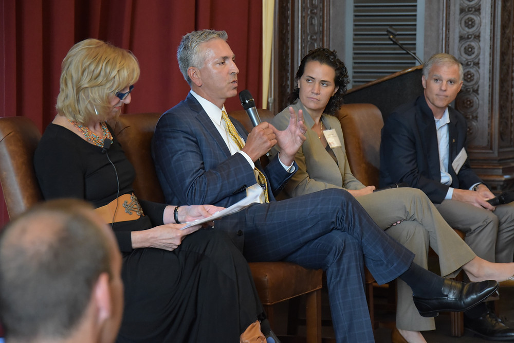 Jim Giangrande Joins Panel at Business Council of Westchester Conference