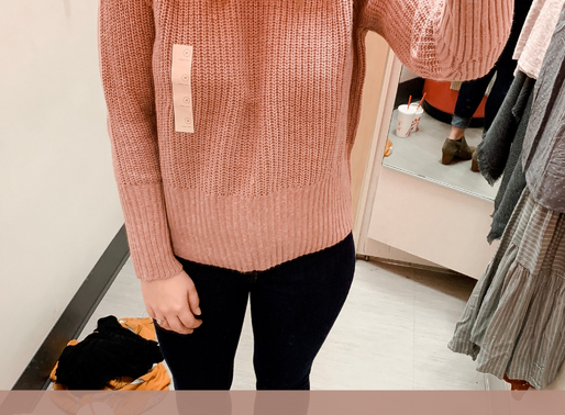 Fall Staples from Target