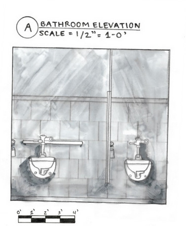 ADA Compliant Restroom Design
