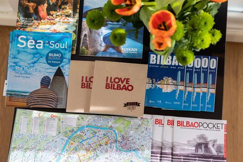 Reportaje Fotográfico Piso Turístico en Bilbao