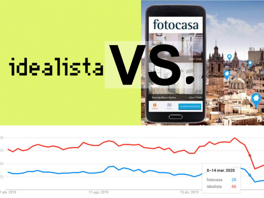 Idealista VS. Fotocasa: Comparativa 2020
