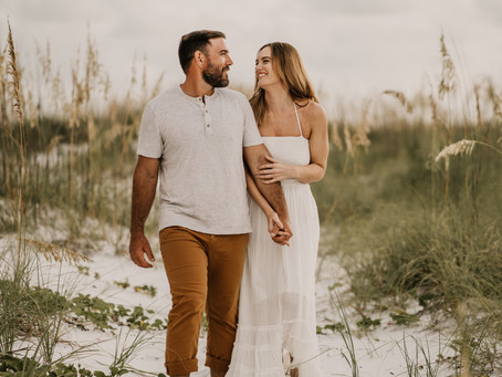 Styled Elopement | Bean Point, Anna Maria | Self-Obsessed Millennial Photography