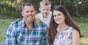 A Sweet Emerson Point Family Photography Session | Palmetto, FL