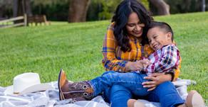 Mommy and Me Photoshoot at Desoto National Park | Bradenton, FL