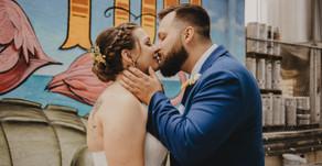 Zack + Alex | Sarasota Brewery Wedding