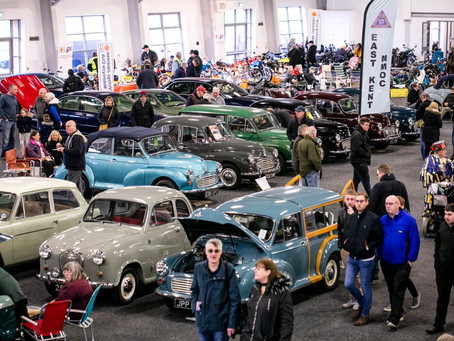 Plans For 2021 Heritage Transport Show Underway