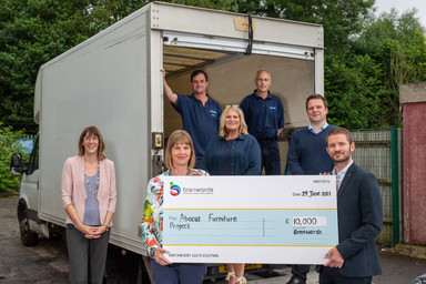 Brenwards donate £10k to Abacus