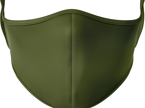 Military Solid Color Mask
