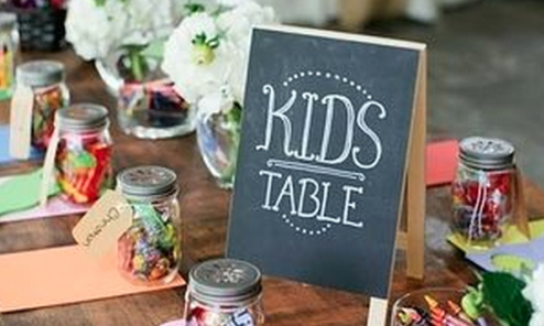 KIDS PARTY DECOR MONT-TREMBLANT