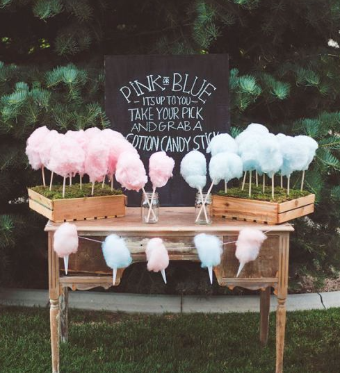 COTTON CANDY BAR MONTREAL