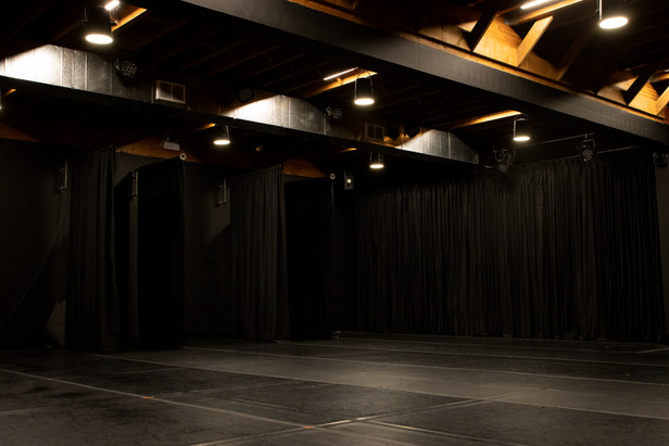 East Van Black Box Theatre