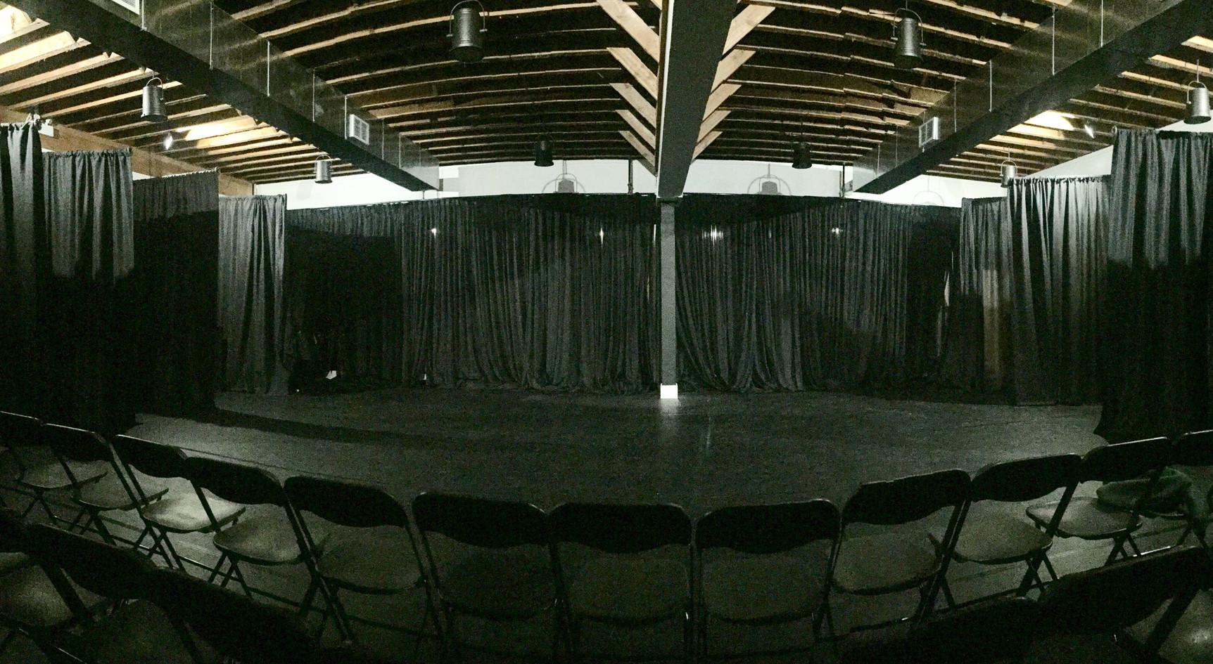 Dance East Van Black Box Theatre