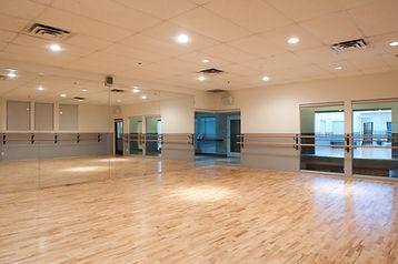 Studio 3 at Dance Co Vancouver