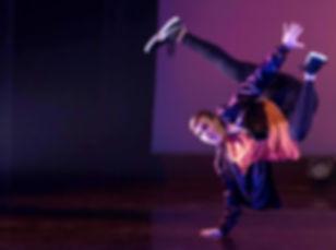 Eddie breakdance freeze