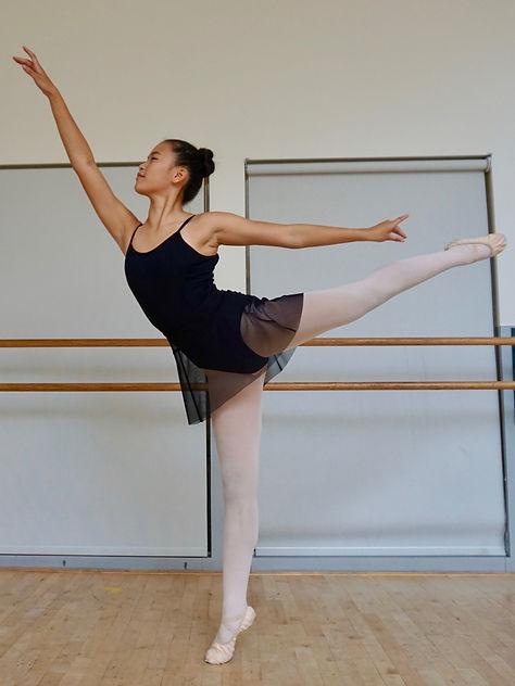 Emilie arabesque