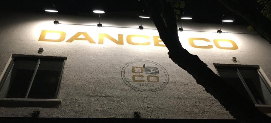 Dance Co East Van Front