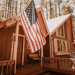 Pine Grove Chalet Flag.JPG