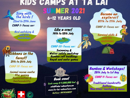 Best 2021 Summer Kids Camps Near Ho Chi Minh City