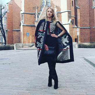 Textile: 60% wool 40% dralon acrylic Product: Overcoat & jumpsuit