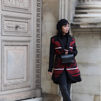 Textile: 50% wool 50% dralon acrylic Product: Overcoat