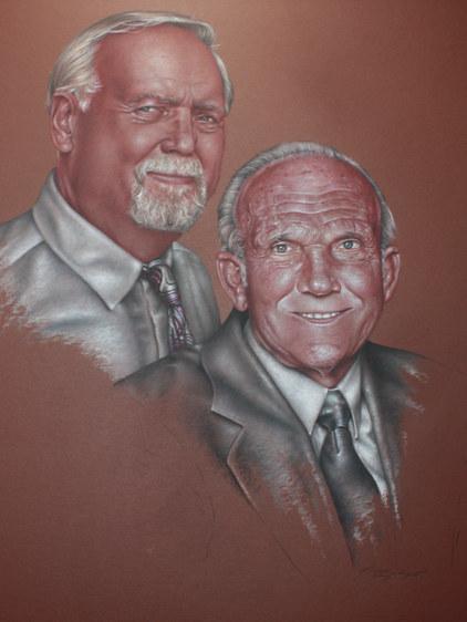 The Hensley's Portrait
