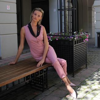 Textile: Superfine 120  Product: Jumpsuit