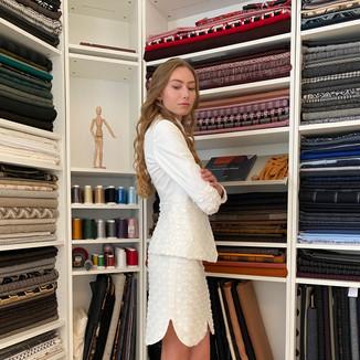 Textile: Cotton  Product: Suit