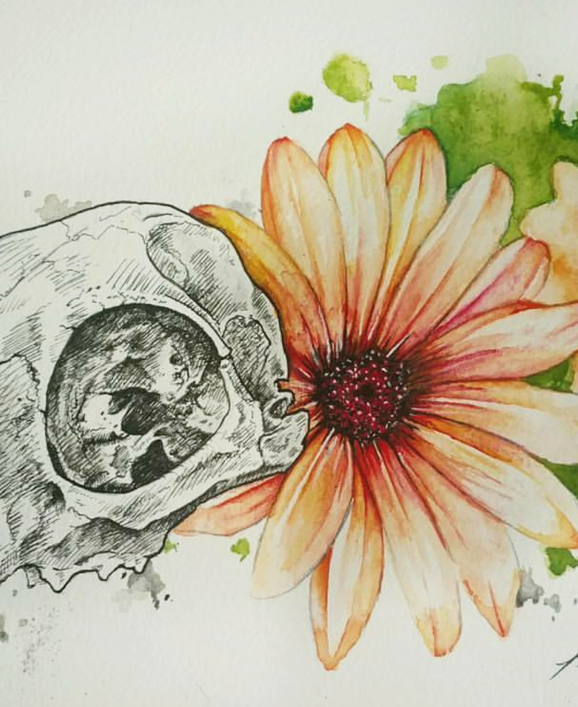 In Death's Bloom