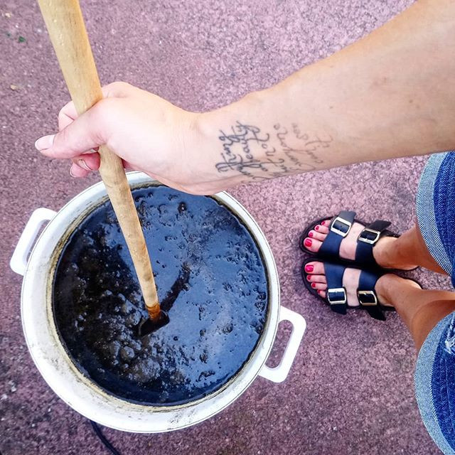 Mon'dye on monday... #dyer #workinprogre