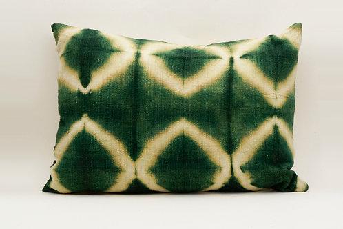 Diamond Emerald pillow -  50x40 cm