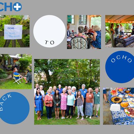 Back to OCHO 2021!