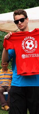 A Soccer Match