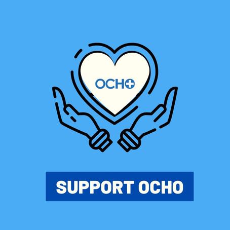Conozca la Nueva Iniciativa de OHCO y Por Favor Done