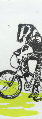 Badger Biker