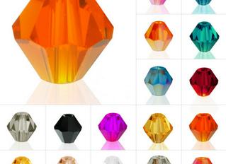 Swarovski Bicone Crystals