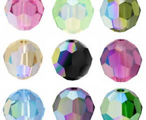 Swarovski Aurora Borealis Crystals