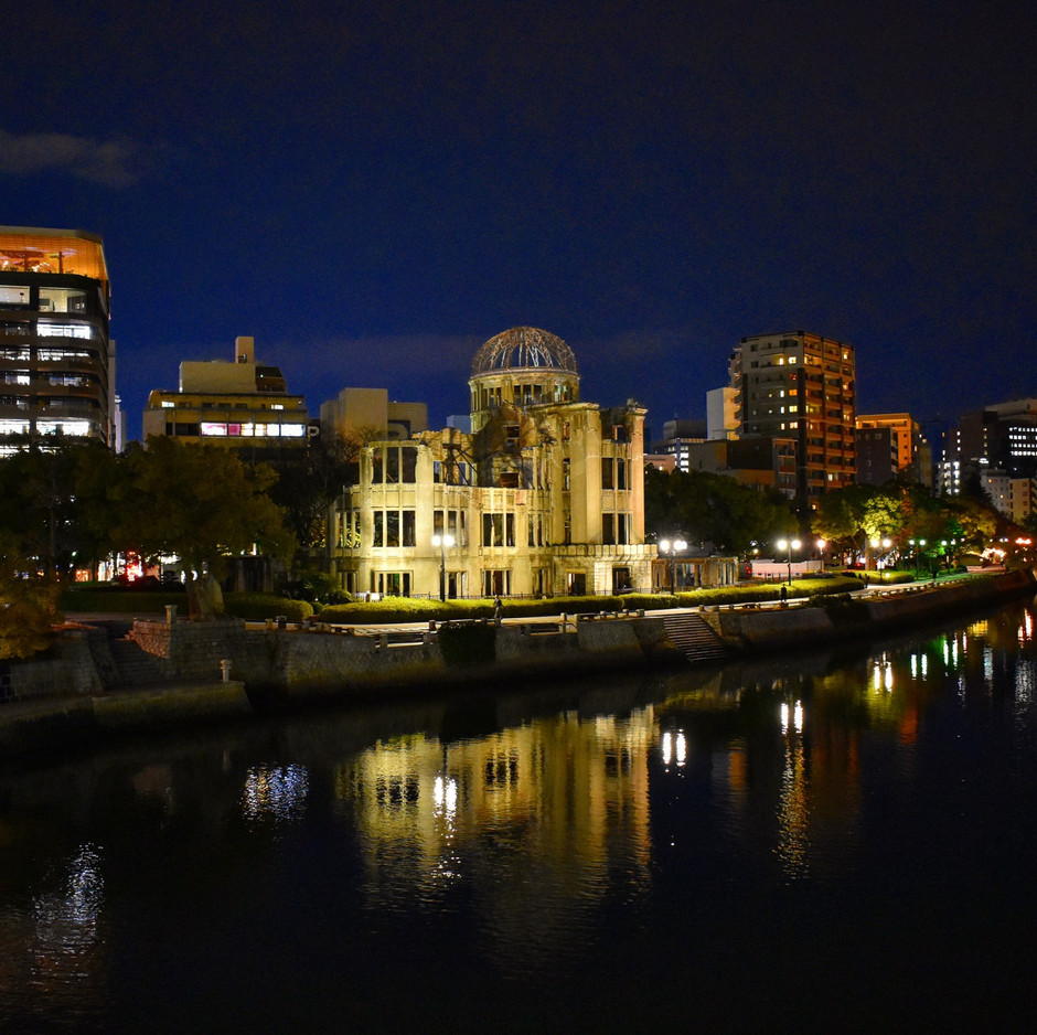 Hiroshima, Japan; A Powerful And Emotional Experience