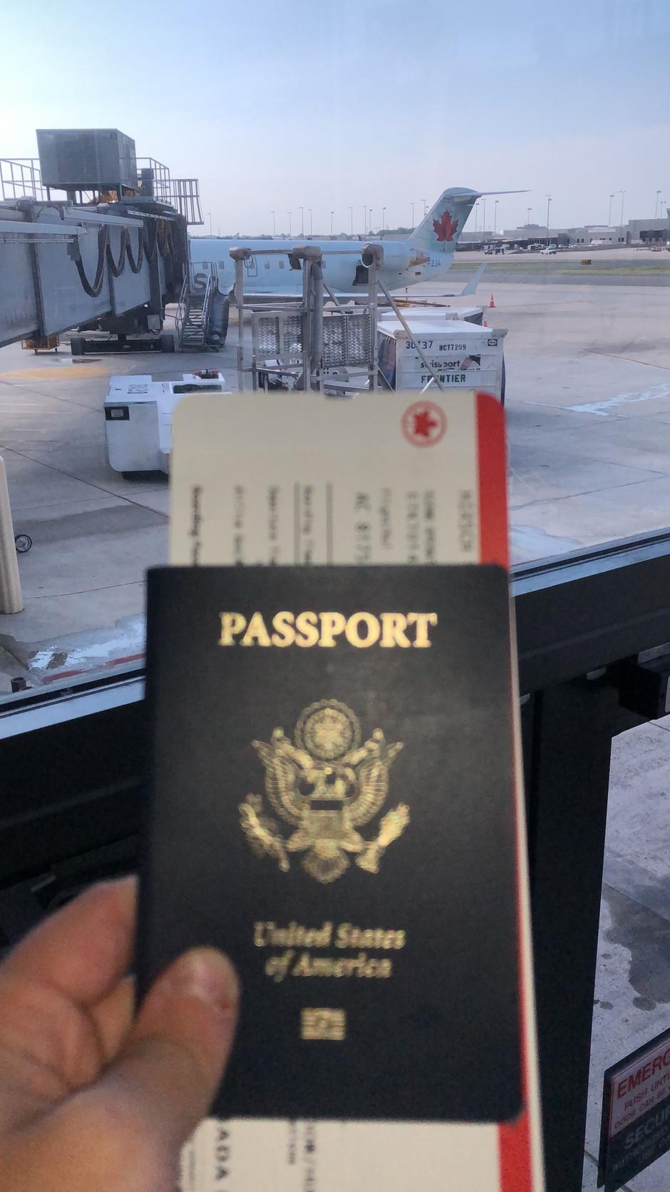 Washington D.C. to Incheon; A Wonderful Flying Experience