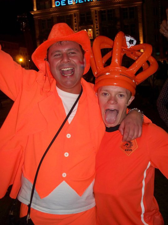Netherlands - 2010