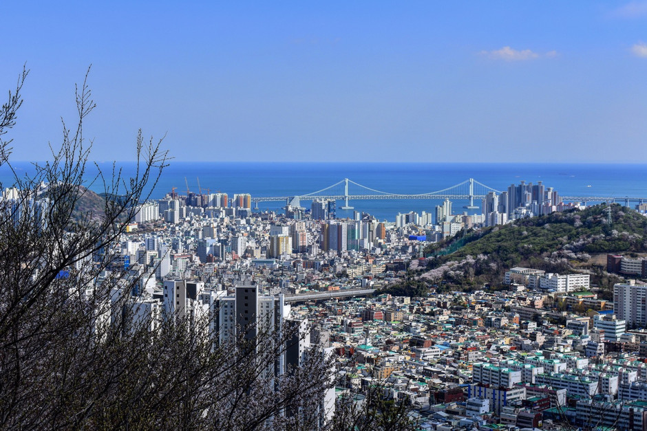 Making The Most Of Busan, Republic of Korea