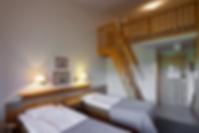 chambre familiale hôtel luostotunturi alma mundi