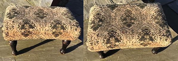Revamped stool