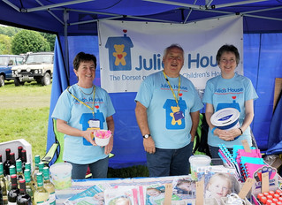 Julia's House Children's Hospice - Pewsey Vale Supporters Group!