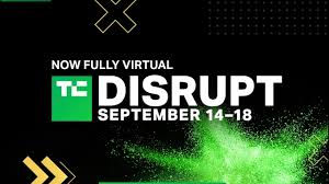 TechCrunch Disrupt 2020 - Startup Alley and Crunchmatch