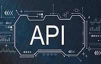 Graphical gear design representing API capabilities