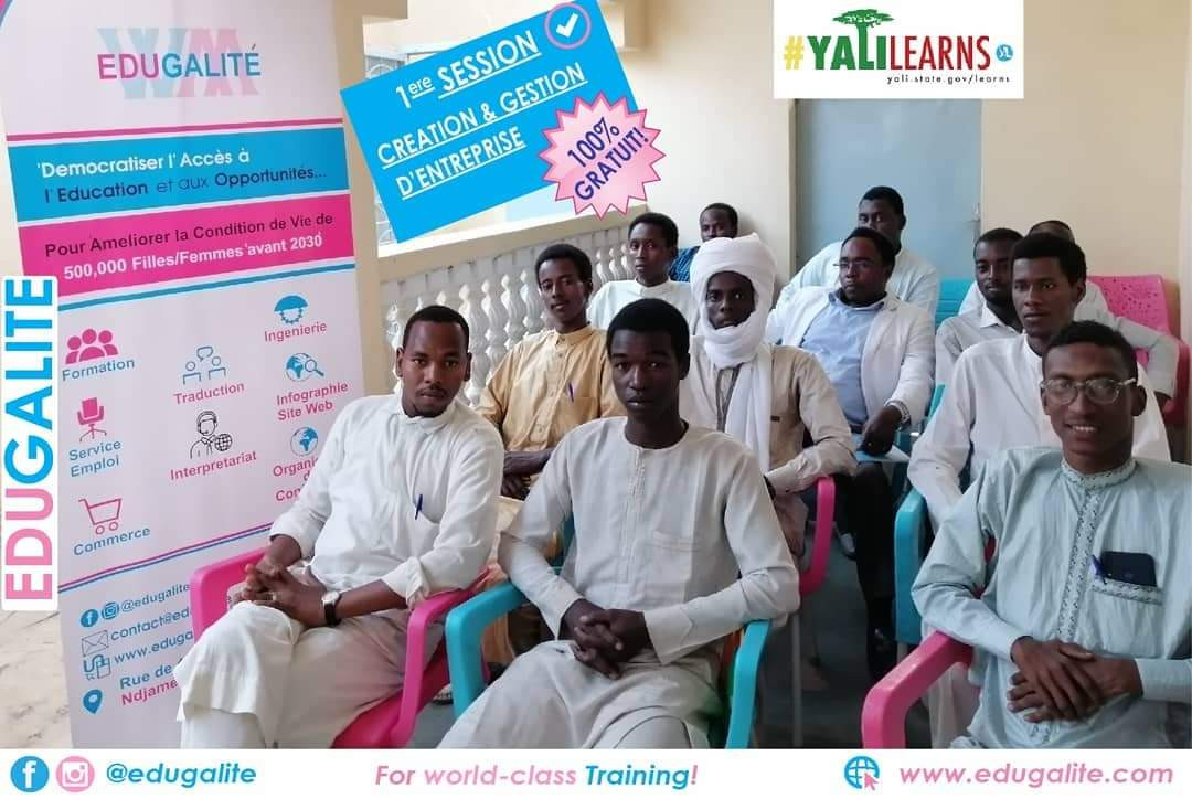 YaliLearns Session