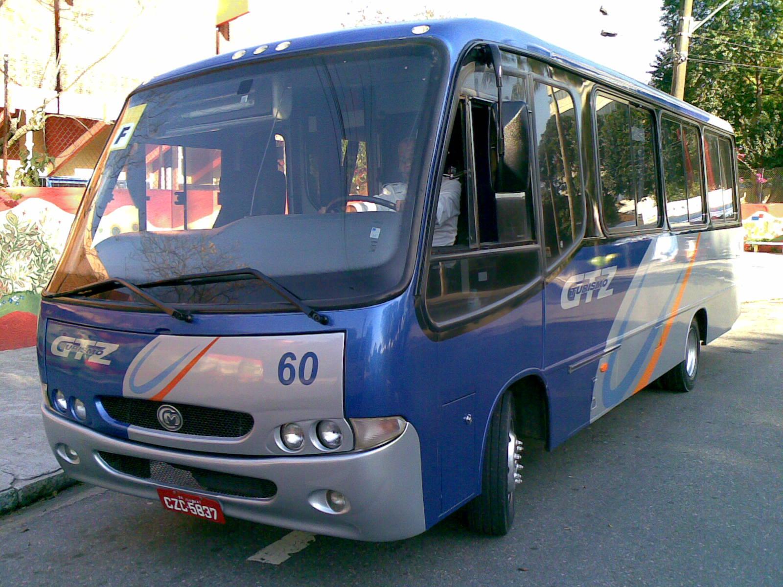 Micro ônibus Convencional