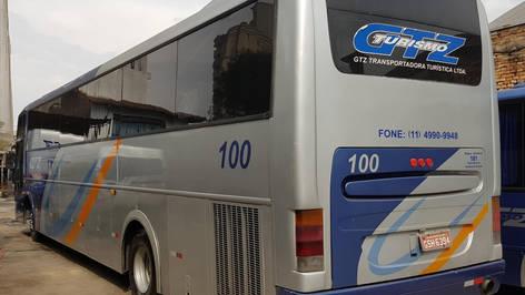 Busscar Vista Buss O400 RSE - 2000/2000 +  WC + AR - 46 LUGARES - R$ 70.000
