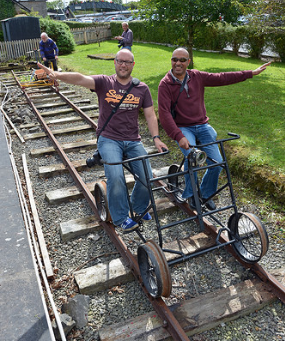 Railway Bicycles