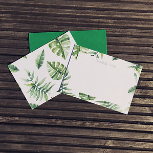 Handmade Bespoke Notecards
